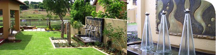 Landscaping construction garden landscape paving south for Garden ideas south africa